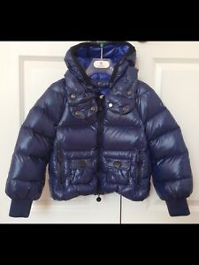 Moncler Kids Bomber Jacket New Size 8