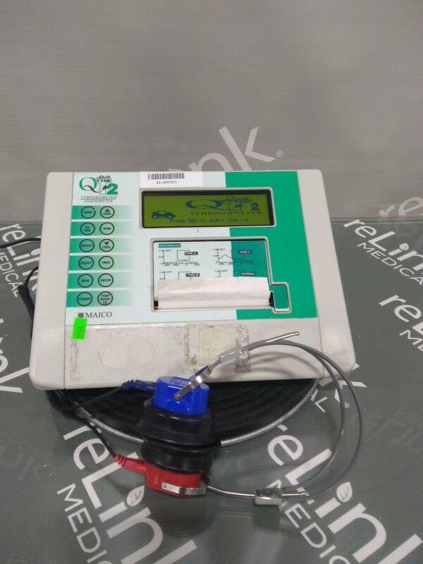 Maico QT2 MI 21 Tympanometer Audiometer