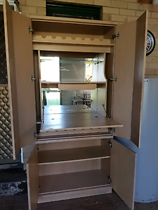 Kitchen display cabinet/bar cupboard only $45 !!!! Ingle Farm Salisbury Area Preview