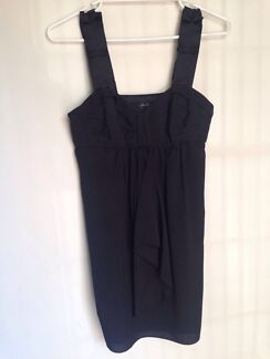 Black Stella dress - size 12 Charlestown Lake Macquarie Area Preview