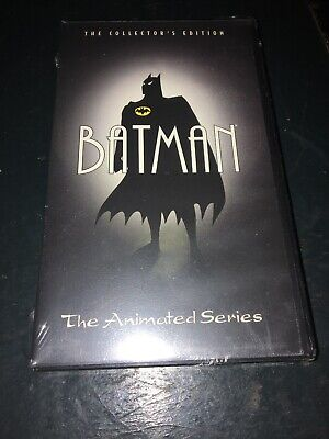 Batman Tas Costume (New! Batman The Animated Series Vhs Villains Without Costumes Collectors)