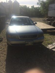 1997 Audi A4 awd 1.8t safetied
