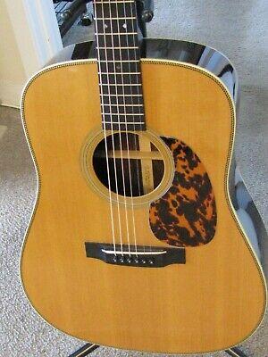 1996 Martin D-28VR Dreadnought guitar