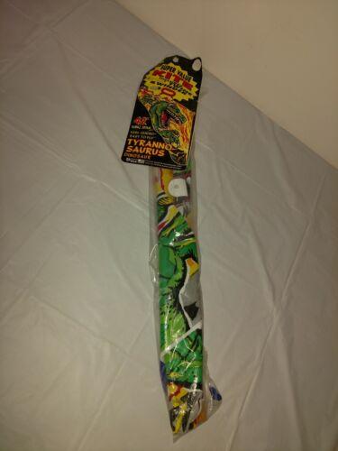 """Vintage 1992 Gayla Kite Tyrannosaurus T Rex Dinosaur 90s 42"""""""