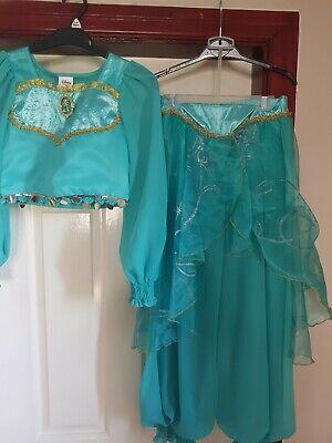 Disney Store Jasmine Costume