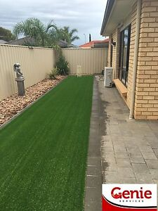Genie Services - Artificial Turf Supply & Install Ingle Farm Salisbury Area Preview