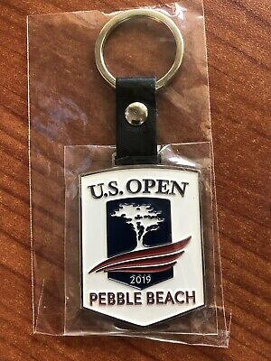 2019 US Open Golf Pebble Beach Keychain