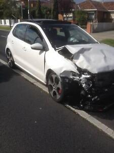 Wrecking Volkswagen Polo GTi MY 13.5  ** MUST SELL THIS WEEK**