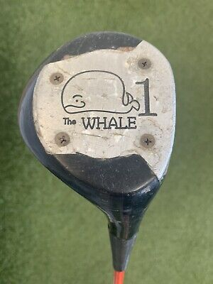 Wilson 'The Whale' RARE/COLLECTABLE Golf Driver ⛳️⛳️