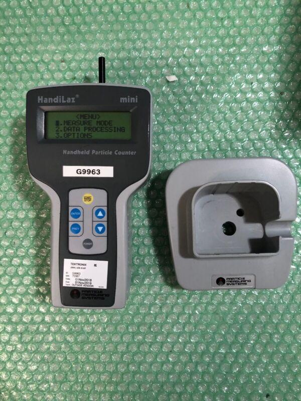 Handilaz Mini Handheld Particle Counter