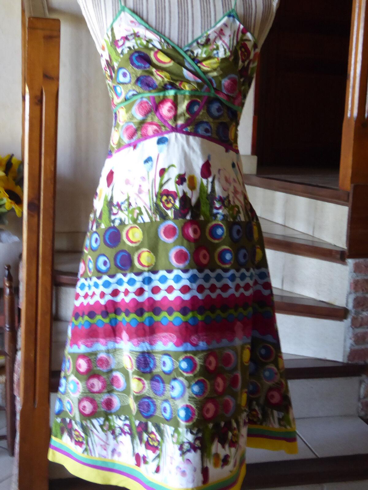 Desigual robe taille 36