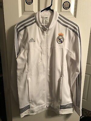 Adidas Real Madrid Jacket Men's Size Small