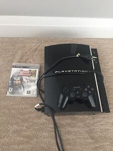ps 3 in a very very new condition