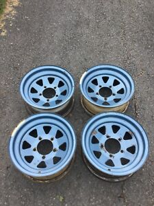 Ford or Dodge truck rims