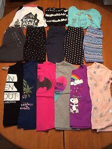 Vêtements fille 6 ans ! 10$ pour le tout en bonne condition!