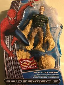 Marvels Spiderman movie action figures set  Edmonton Edmonton Area image 6