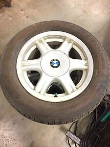 BMW e36 wheels!