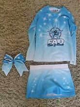 Fad Cheerleading Costume Mount Ommaney Brisbane South West Preview