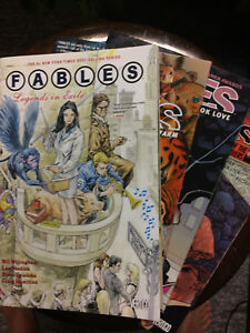 Fables Graphic Novels