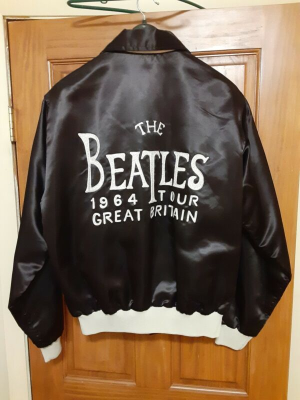 1964 The Beatles Great Britain Tour Jacket