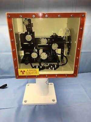 Rigaku Ru-200 Rotating Anode Generator X-ray Mirror Enclosure