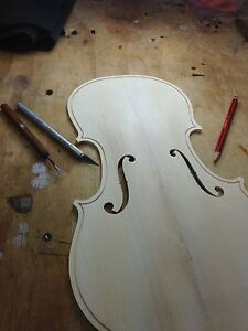 Violin / Fiddle  handcrafted by local Brisbane luthier Ascot Brisbane North East Preview