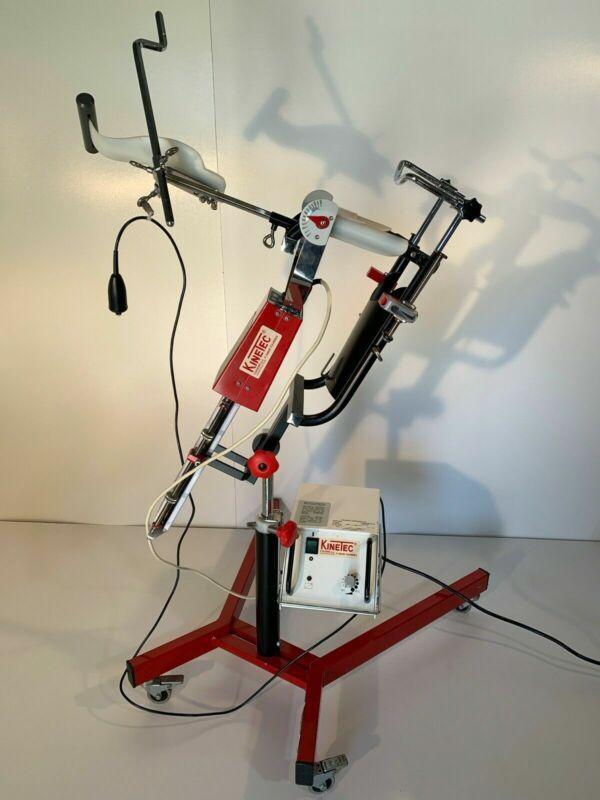 KINETEC 7081 CPM Continuous Passive Motion LIMB MACHINE WORKING PT REHAB