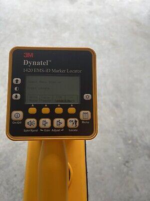 3m Dynatel 1420 Ems-id Marker Locator