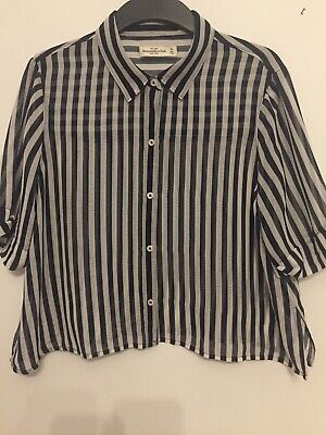 womens abercrombie and fitch Summer Top Size Medium