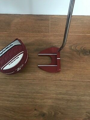 (TaylorMade TP Red Collection Ardmore 2 Golf Putter 34 inches)