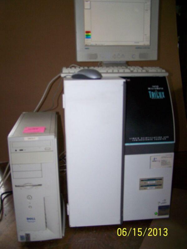 Perkin Elmer Wallac 1450-025 Microbeta Trilux Liquid Scintillation And Luminesce