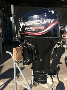 50hp Mercury 4 stroke Outboard Southport Gold Coast City Preview
