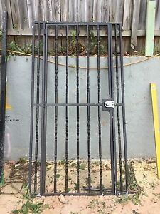 Wrought Iron gate Woollahra Eastern Suburbs Preview