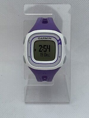 Garmin Forerunner 10 GPS Sports Women Wrist Watch Running Triathlon Only Watch