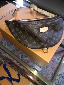 Louis Vuitton bum bag Burwood Burwood Area Preview