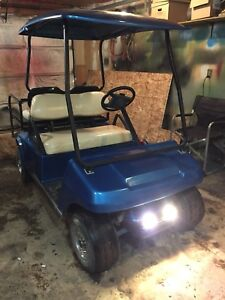 Club Car Gas Golf Cart