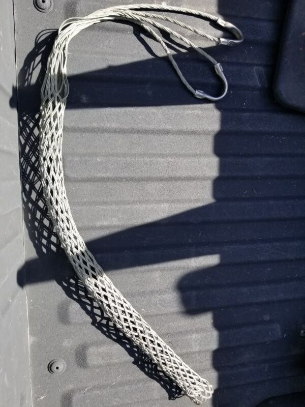 """Wire Cable Pulling Socks Grip 2"""" to 2.5""""  Eye Pulling Grips"""