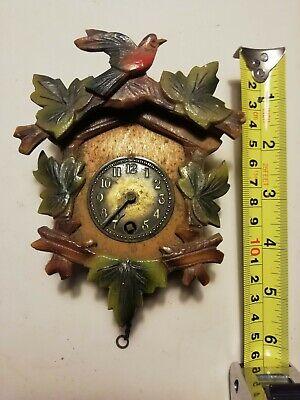 Old Clock In Need Of Repair