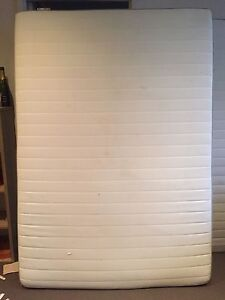 Double bed mattress Southbank Melbourne City Preview