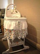 Near new Childcare Rocking Bassinet Mitcham Whitehorse Area Preview