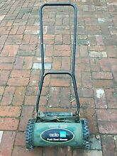 Ozito push reel mower Stirling Adelaide Hills Preview