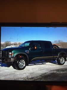 2010 F350 Ford Cabela  (REDUCED)