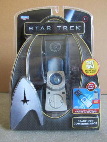 Playmates 2009 Star Trek Starfleet Communicator Stock No. 61852