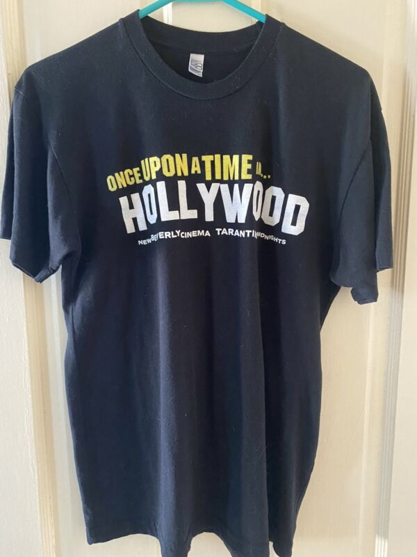 Once Upon A Time In Hollywood New Beverly Cinema Tarantino Midnights Shirt