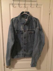 Fear of god denim jacket