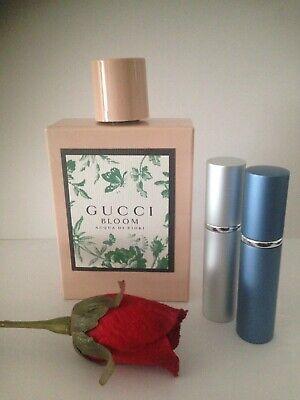 gucci bloom Acqua Di Fiori 5 Ml Sample .Free Post.