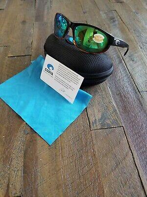 Costa Del Mar Sunglasses Howler Tortoise Green MIR (Costa Howler 580p)