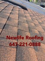 BEST DEAL FOR ROOFING --647-221-0988
