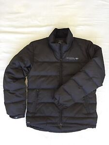Mountain Designs Black Down Jacket SIZE SMALL AS NEW Chatswood Willoughby Area Preview