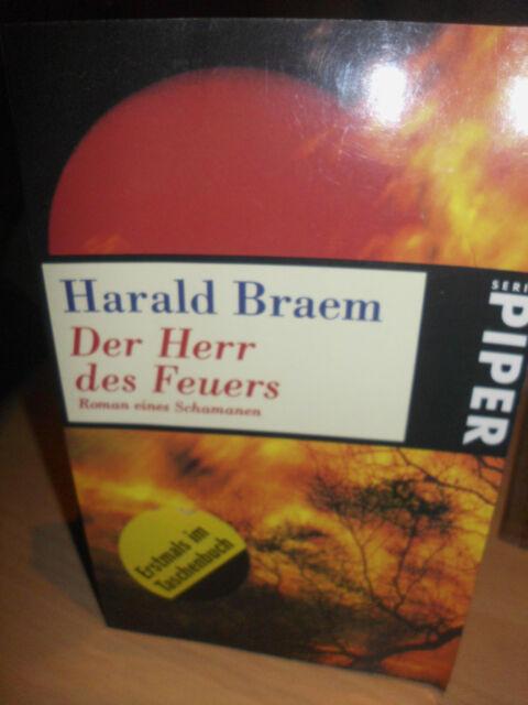 Der Herr des Feuers. Roman eines Schamanen. von Braem, Harald | Buch | gebraucht